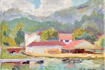 Lake Lure Paintings
