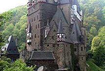 Landscapes and castles