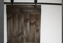 Hang a Barn Door