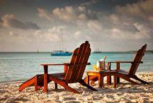 Honeymoon & Proposal / Honeymoon,Couple,Proposal, Destination, Wedding Renewal of Vows, Aruba, Hyatt, Relax, Fun, Memories, Enjoy, Travel, Anniversary, Sunset,