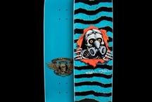 Decks / skateboard + snowboard decks
