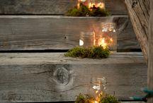 Kynttilät/Lyhdyt
