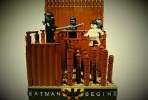 project Azazel - Filmowe Lego / Scenki z filmów - wszystko z Lego. Genialny Projekt :)  https://www.flickr.com/photos/project_azazel/