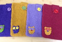 Crocheted Tablet Covers