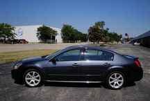 2008 Nissan Maxima SE For Sale / $15,900.00  2008 Nissan Maxima SE. This Maxima has been handled in a perfect condition since it was purchased. Original owner. Actual exterior color is dark slate. Interior color is charcoal cloth.