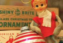 Vintage Christmas / by Susan Smith