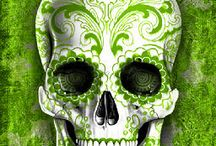 Skull the alchemist icon!