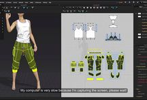 Marvelous designer tutorials