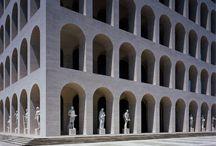 Thinking Fashion- Architectonic / Palazzo Della Civilita Italiana