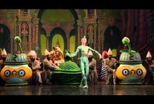 Nutcracker ballet video's / Notenkraker ballet filmpjes