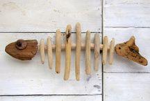 Rekvedkunst (Driftwood+) / Lage kunst