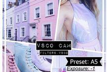 Vsco +extras