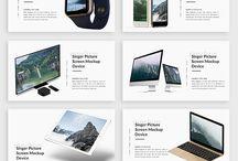 Web Design Template - Showcase