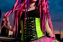 Cyber Goth / by Rachel D Young