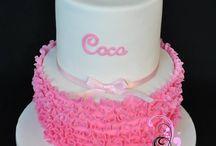 Tartas 1er cumpleaños ( 1st. Birthday Cakes )