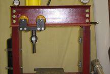 Hydraulic press / Гидравлический пресс / All about hydraulic presses. / Все о гидравлических прессах.