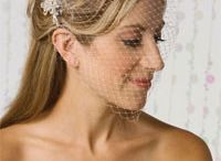 Bridal Veils / Wedding veils come in many styles and lenghts.