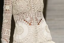 Lace, woven & sheer