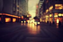 Evening light / visualization, image, inspiration, evening, wind, decline, sun,