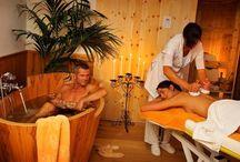 Zweisamkeit / Wellness für Körper, Geist, Seele und auch das Herz. Genießen Sie romantische Tage in den Leading Spa Resorts