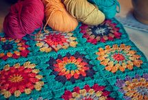 Knitting and Crochet / by Kelsey Creates