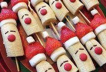Snack navideños