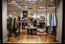 PINKO Palermo Cocktail Party / Glad to celebrate our customers with a fashionable cocktail party! PINKO store in Palermo opened its door for an exclusive event with music and drinks. Visit us in via Libertà 18: we are waiting for you!