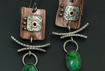 Earrings 3 / by Shirley Jollensten