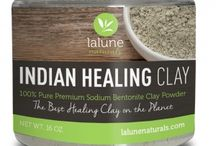 Indian Healing Clay / Indian healing clay have been used for centuries to beautify and refresh when used as a facial mask. Cleopatra used clay from the Nile River and the Arabian Desert over 1800 years ago, as part of her beauty ritual. German and roman spas have been using clay packs and treatments in the spas they built 4,000 years ago.