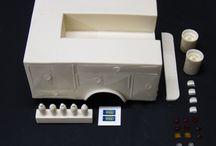 Model Kits / Resin models kits by Three Inches Under
