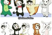 Kpop Fanarts ♡ / credit to owners ^^