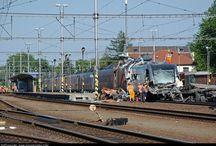 nehody na železnici