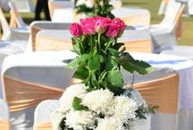 Table Centerpieces - Wedding Decor / A Gallery of Table Decor Inspirations for Every Wedding Event!