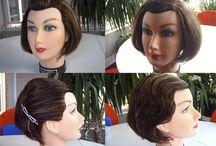 Hair Styles / by Enid McDaniel