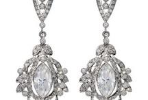 Bridal earrings...