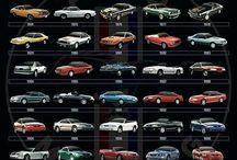 Dreamy cars