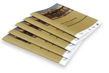 My graphic design works / design, DTP, print, brochure, wedding announcement