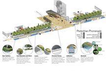 Revitalization of urban spaces
