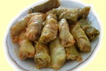 Serbian Cuisine / Food from Serbia