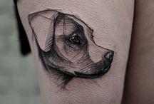 Tatouage animaux