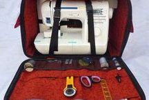 Borsa porta macchina da cucire