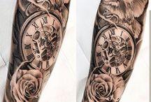 Harry's tattoo ideas