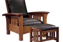 Chairs for Lounging with Arms / Reclining Chairs with at least one arm and no wings