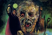 Magazine Covers: Skywald / Horror Magazine Covers of the 1970s from Skywald Publishing