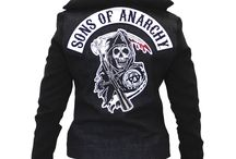 Sons of Anarchy Official Jackets / Give the ultimate gift! An official Sons of Anarchy Jacket!