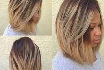 Cute Short Hair / by Valerie Hall