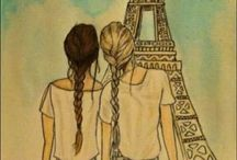 Paris / Mojím snom do budúcnosti je dostať sa do PARÍŽA
