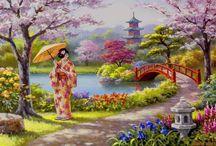 landscape + garden