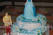 Torta Cenerentola con crema diplomatica alla vaniglia e fragole fresche