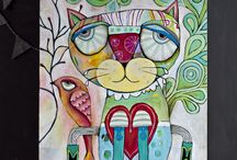 whimsical art